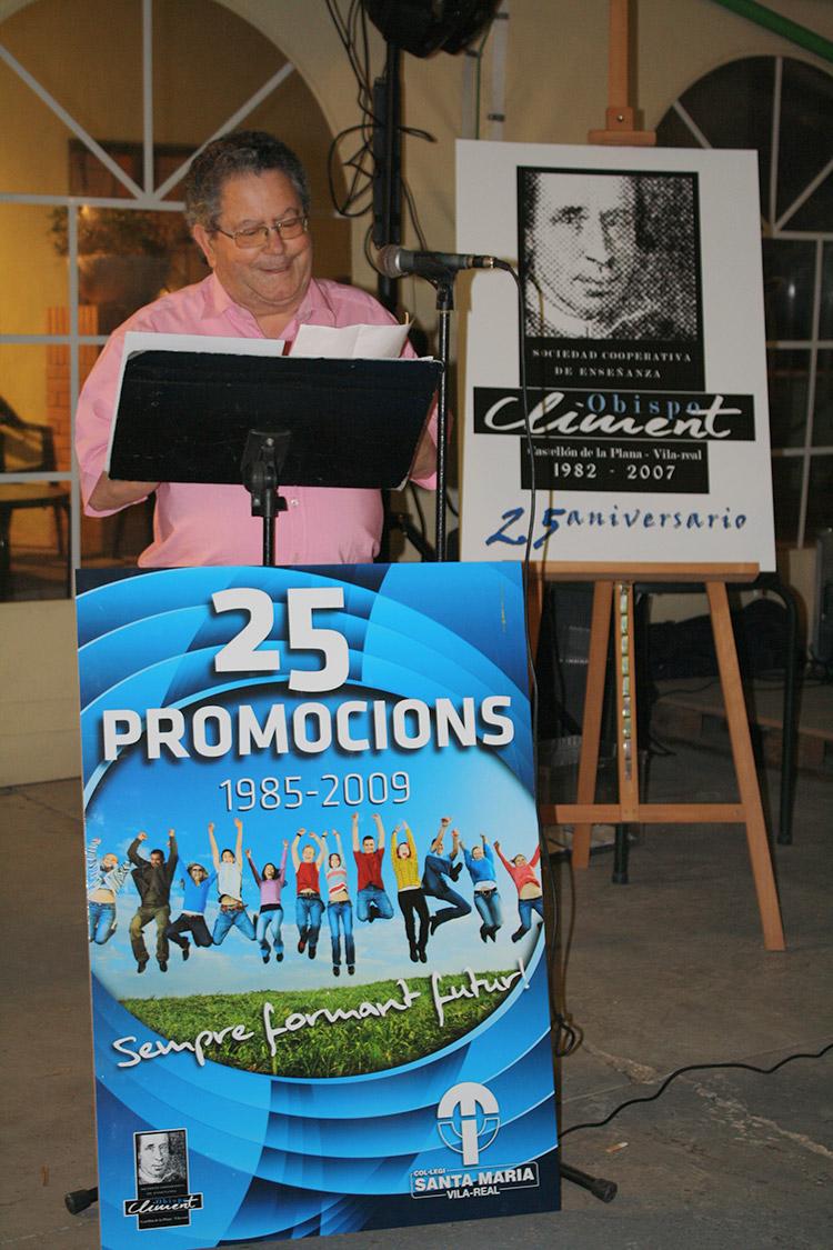 25 promocions Obispo Climent