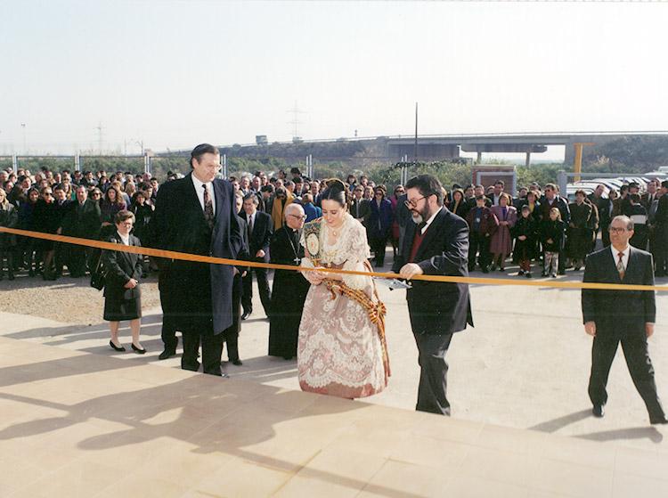 Inauguració col·legi Santa Maria